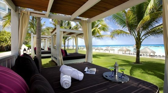 Solarium Altitude by Krystal Grand Punta Cancún All Inclusive -