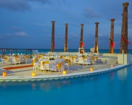 Wedding Krystal Cancún Hotel -