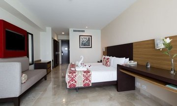 Romantic room Krystal Cancún Hotel -