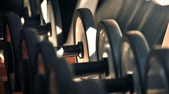 Fitness center Altitude by Krystal Grand Punta Cancún All Inclusive -