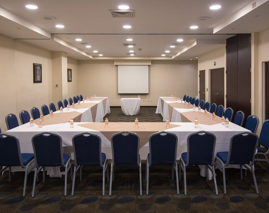 Meeting room Hotel Krystal Urban Monterrey -