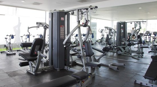 Fitness center Krystal Puerto Vallarta Hotel -