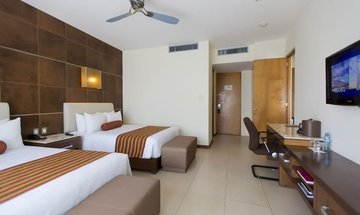 Double suit Krystal Urban Cancún Hotel -